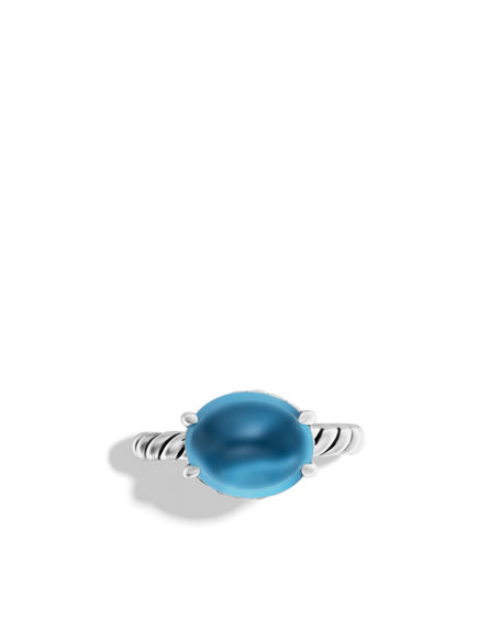 Color Classics Ring with Blue Topaz