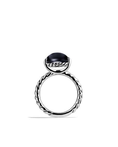 Color Classics Ring with Black Onyx