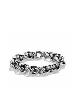 David Yurman Cable Classics Large Link Bracelet