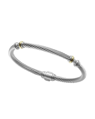 David Yurman Metro Cable Bracelet