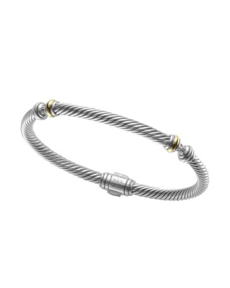 Metro Cable Bracelet
