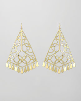 Kendra Scott Samira Geometric Earrings