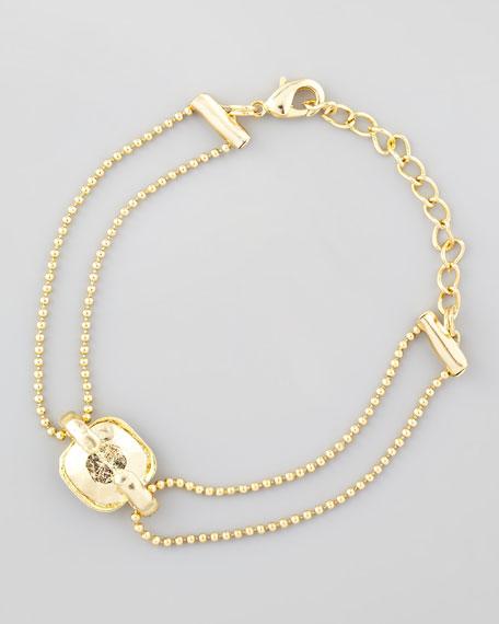 Double-Strand Chain Bracelet