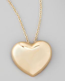 Nico New York Heart Pendant Necklace