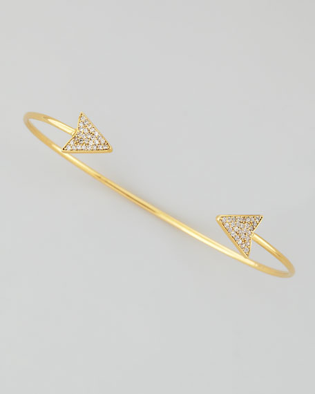Arrow Pinch Bracelet