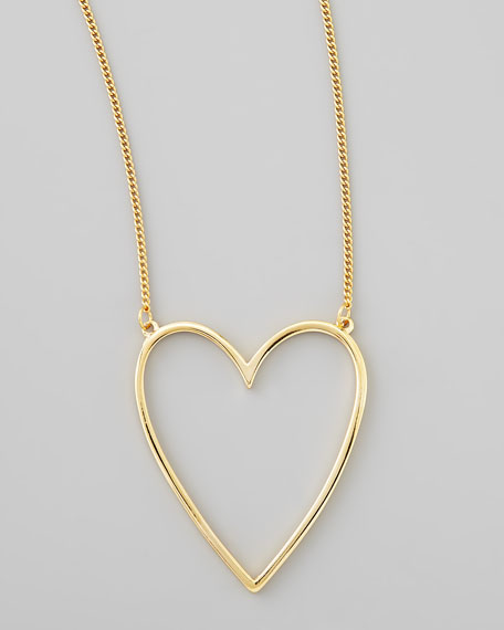 Heart's Desire Pendant Necklace