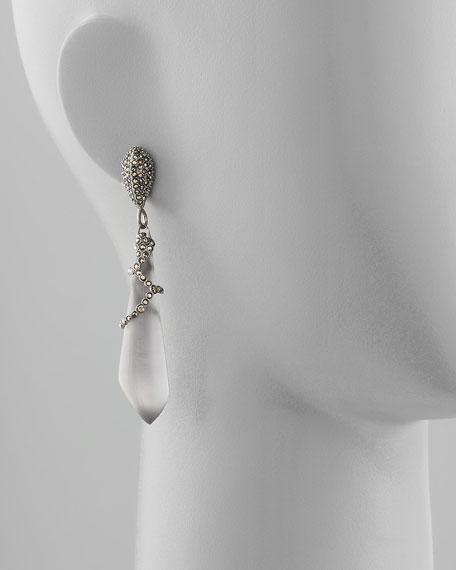 Santa Fe Deco Large Drop Earrings