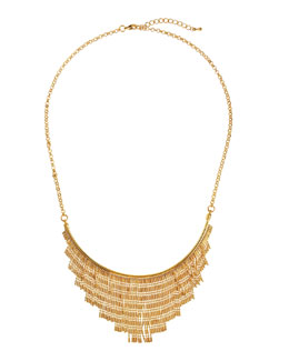Jules Smith Flappers Fringe Necklace