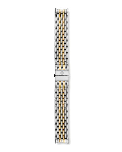 MICHELE CSX36 DIAMOND TWO-TONE, DIAM