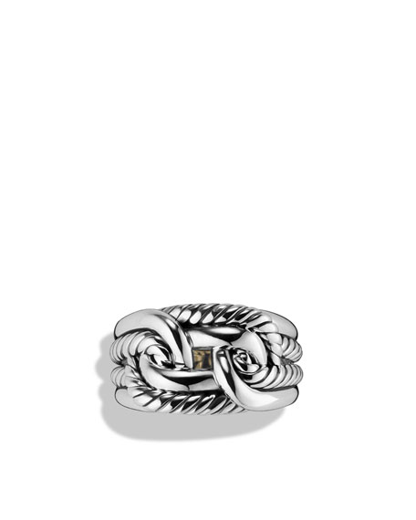 LINKED LABYRINTH RING