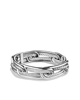 David Yurman Labyrinth Link Bracelet with Diamonds