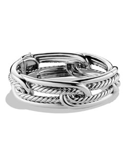 David Yurman Labyrinth Link Bracelet