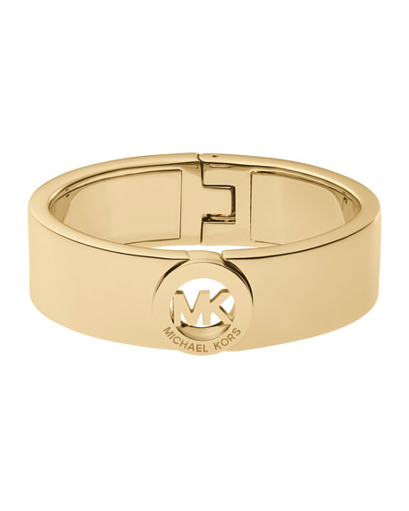 Fulton Bangle, Golden