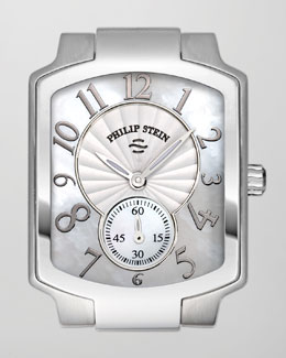 Philip Stein Small Classic Mother-of-Pearl Watch Head