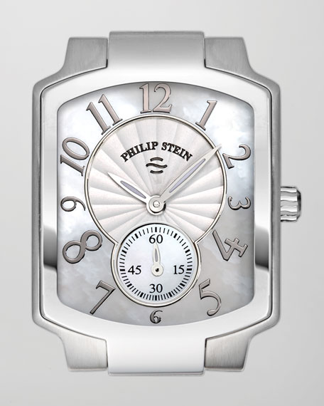 Small Classic Mother-of-Pearl Watch Head