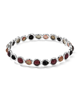 Ippolita Sterling Silver Wonderland Gelato Bangle in Pizzelle