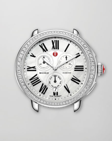 Serein Glamour Diamond Watch Head