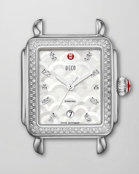Deco Mosaic Diamond Watch Head