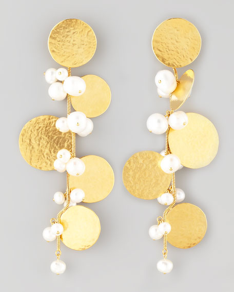 PASTILLES DROP EARRING