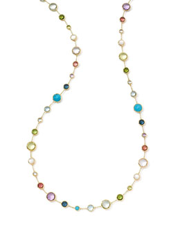 Ippolita 18k Gold Rock Candy Lollitini Necklace in Multi, 36""