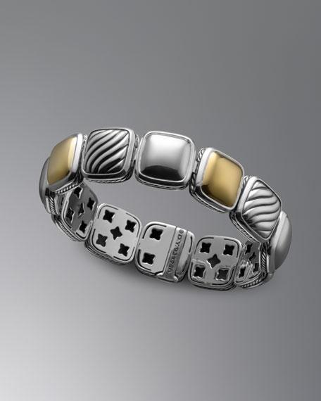 One-Row Cushion Chiclet Bracelet