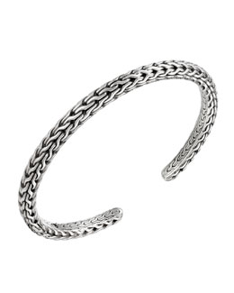 John Hardy Classic Chain Silver Bangle