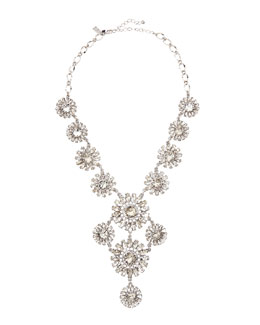 kate spade new york estate garden necklace, white