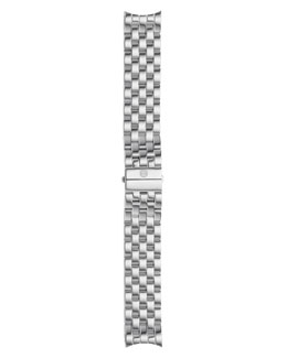MICHELE Sport Sail 20mm Bracelet Strap, Steel