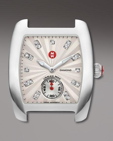 Urban Mini 19-Diamond Watch Head