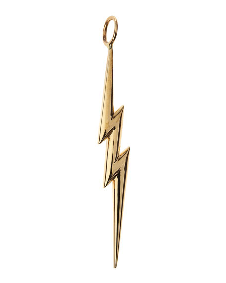 Andi Lightning Bolt Charm