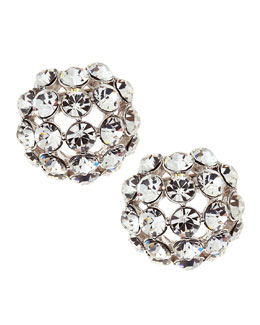 kate spade new york lady marmalade crystal stud earrings