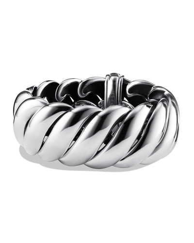 David Yurman Hampton Cable Bracelet