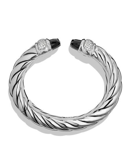 Waverly Bracelet with Black Onyx and Diamonds