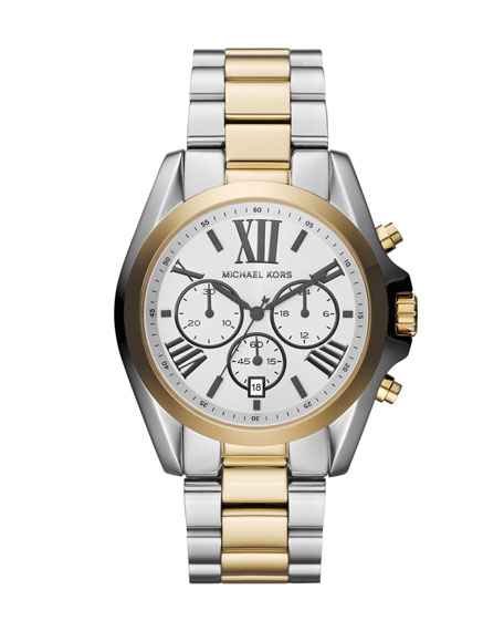 Two-Tone Stainless Steel Bradshaw Chronograph Watch