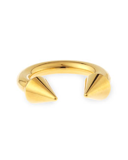 Vita Fede Titan Ring, Yellow Golden
