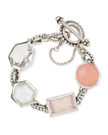 Reflections Pink Bracelet