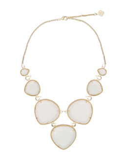 Kendra Scott Rebecca Necklace, Mother-of-Pearl
