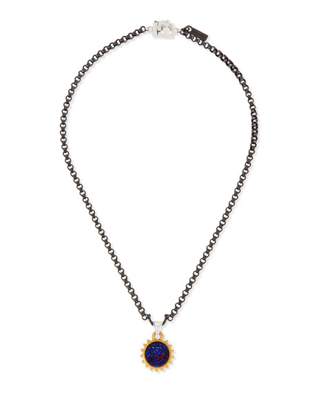 Challenge Pendant Necklace