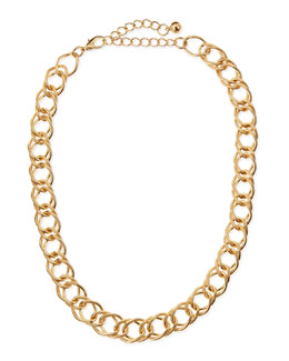 Panacea Double-Link Short Necklace