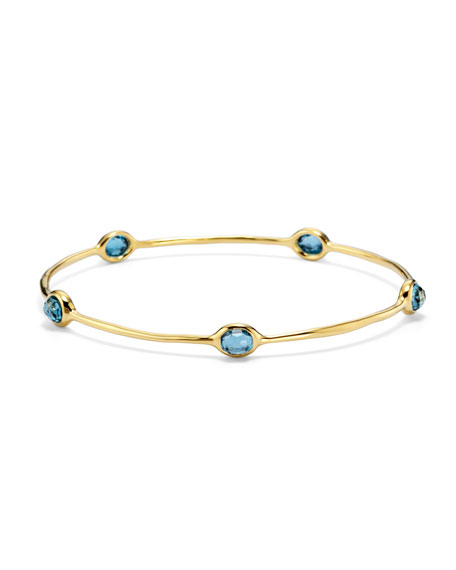 Ippolita 18K Gold Lollipop 5-Stone Bangle in London