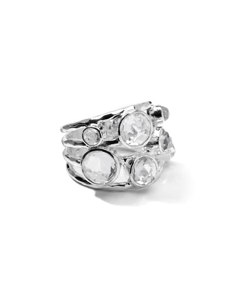 Ippolita Sterling Silver Rock Candy Constellation Ring in