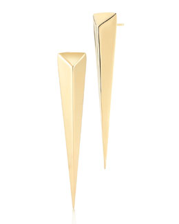 Elizabeth and James Boyd Spike Earrings