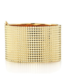 Elizabeth and James Divi Pyramid Studded Cuff