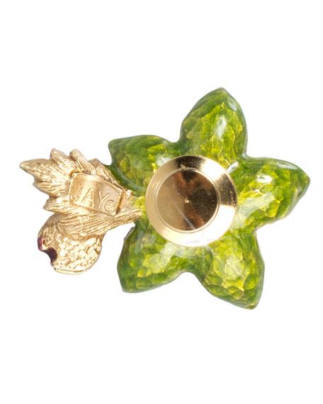 Elise Mini Flower Tack Pin