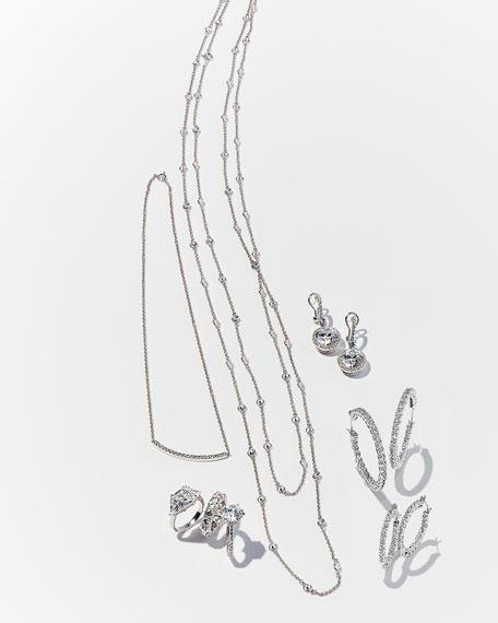 5.0 Carat Cubic Zirconia Solitaire Ring