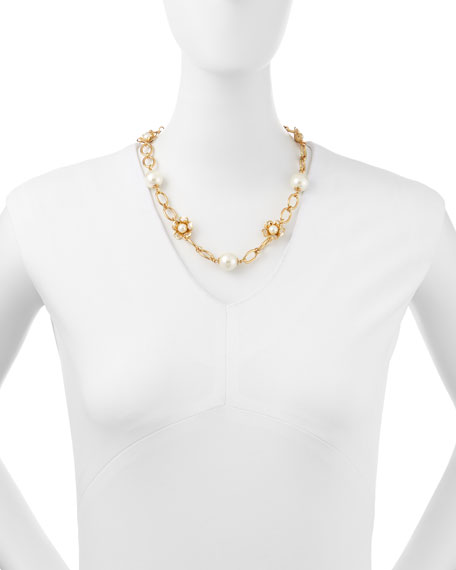 Katie Short Necklace