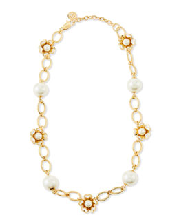 Tory Burch Katie Short Necklace