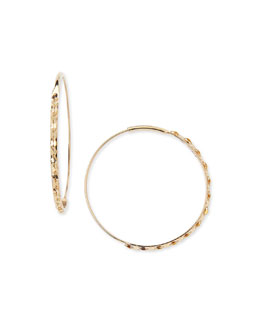 Lana 14k Small Glam Magic Hoop Earrings