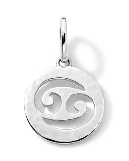 Ippolita Sterling Silver Zodiac Charm, Cancer