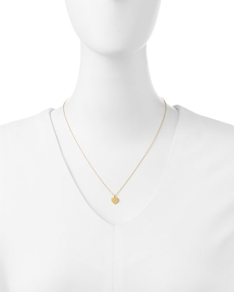 Dog Lover Gold-Dipped Necklace